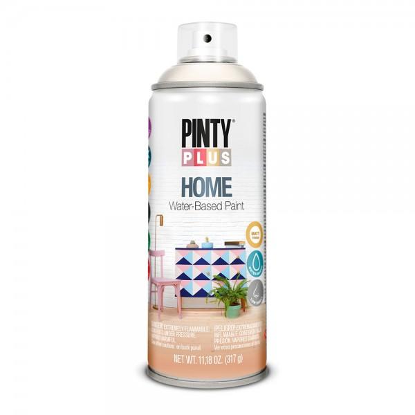 Pintura en spray pintyplus home 520cc white linen hm113